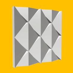 B.png Télécharger fichier STL PANEL 3D SUR LE DESIGN DE LA NOIX DE COCO • Objet pour imprimante 3D, DIEGOMAKER