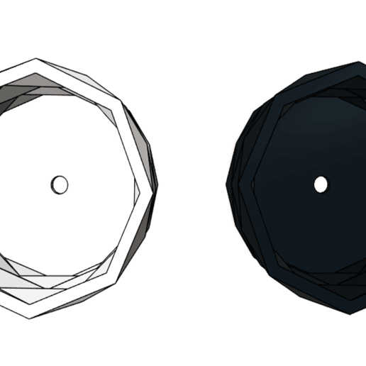 Descargar diseños 3D gratis MACETA_DECORT, DIEGOMAKER