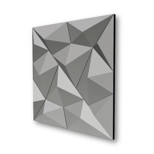 Download 3D print files Panel 3d DIAMENTS, DIEGOMAKER