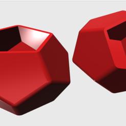 Imagen6.png Télécharger fichier STL DODÉCAHEDRON_MATRIX_MATRIX_POT_DODÉCAÈDRE • Objet pour imprimante 3D, DIEGOMAKER
