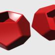 Imagen6.png Download STL file DODECAHEDRON_MATRIX_POT • 3D printer design, DIEGOMAKER