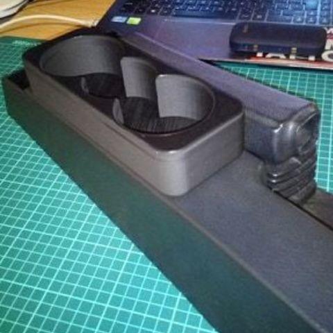 3D printer files BMW E30 Cup Holder, LeSkin