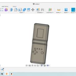 Download 3D printer files Tetris Console, LeSkin