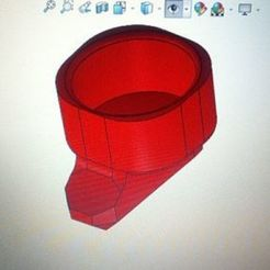 Descargar diseños 3D Portavasos Audi A3, LeSkin