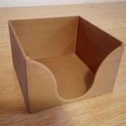 Imprimir en 3D Caja de papel, LeSkin