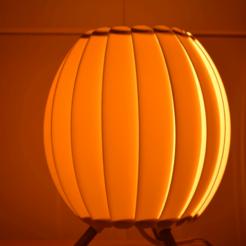 dalamp3.png Download 3MF file DA Lamp • Object to 3D print, tixenre