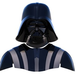 Download 3D model Darth Vader ep 6 ROTJ for 3d print, darthasen
