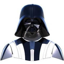 Download 3D printer model Darth Vader ep 4 ANH for 3d printing, darthasen