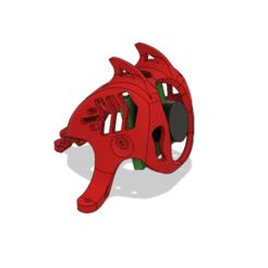 Mobula 6 Canopy 1.png Download STL file Mobula 6 Demon Canopy • 3D print object, rodrigosclosa