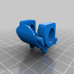 GepRC_CX2_Antenna_Mount.png Download free STL file GEPRC CX2/CX3 (Cinepro 4K, Cineking, CineQueen) - Various Antenna Mounts and VTX • 3D printer design, rodrigosclosa