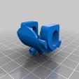 GepRC_CX2_L_Antenna_Mount.png Download free STL file GEPRC CX2/CX3 (Cinepro 4K, Cineking, CineQueen) - Various Antenna Mounts and VTX • 3D printer design, rodrigosclosa