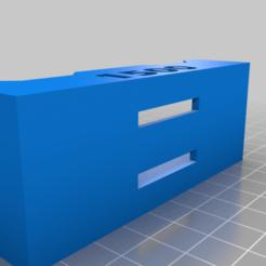 Lipo_1500_Case.png Télécharger fichier STL gratuit LIPO Protector [4S 1500mah] • Modèle pour imprimante 3D, rodrigosclosa