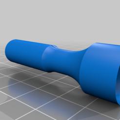 iFlight_Digital_Antenna_Holder.png Télécharger fichier STL gratuit iFlight DJI FPV Unité aérienne Protecteur/capuchon d'antenne • Design pour imprimante 3D, rodrigosclosa
