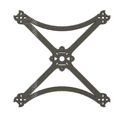 "5inch Apus Toothpick v48.png Download STL file 5"" Apus Toothpick Drone Frame • 3D printable design, rodrigosclosa"