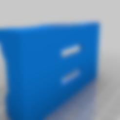 Lipo_1800_Case.stl Télécharger fichier STL gratuit Protecteur du LIPO [4S 1800mah] • Plan pour impression 3D, rodrigosclosa