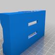 Lipo_1800_Case.png Télécharger fichier STL gratuit Protecteur du LIPO [4S 1800mah] • Plan pour impression 3D, rodrigosclosa