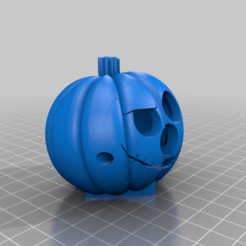 Jack_o_Lantern_Canopy_fixed.png Download free STL file Jack O' Lantern Canopy (For 4inch and above) • Object to 3D print, rodrigosclosa