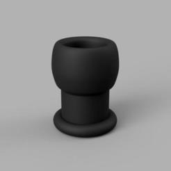 3d print files Tunnel Plug, izplugs