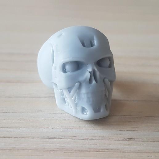 20200430_173920.jpg Download free STL file Halloween ring 3 • Template to 3D print, poorveshmistry