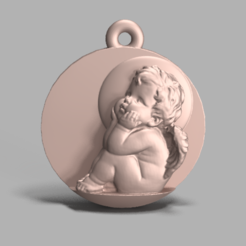 angle 2.0.PNG Download free STL file 3D ANGLE-2 PENDANT • Object to 3D print, poorveshmistry