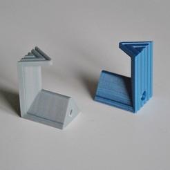 pic_04.jpg Download STL file WALL HOOK • 3D printer model, DDDPrint