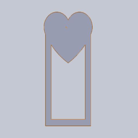 Download free 3D printer designs Heart Leaf Separator, ingdanielleos2