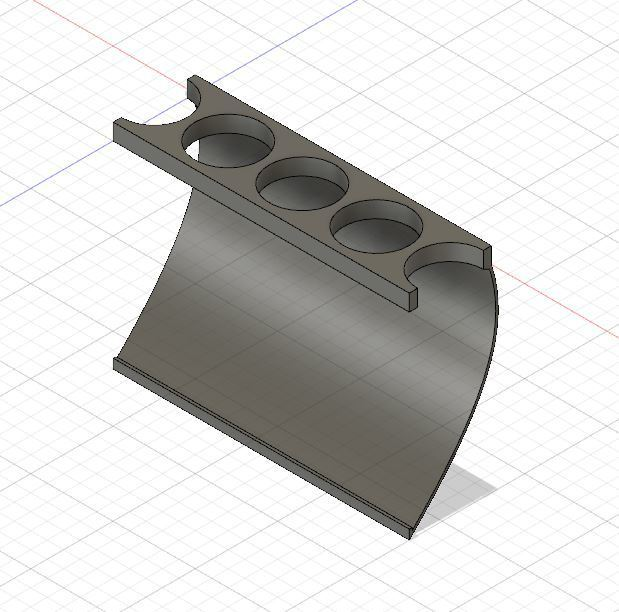 2.JPG Download free STL file Protège doigts / Finger guard • 3D printing design, hungerleooff