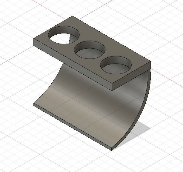 1.JPG Download free STL file Protège doigts / Finger guard • 3D printing design, hungerleooff