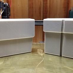 Download free 3D printer files Cosplay Bandoleer Boxes, stugpanzer