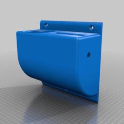 357d5ba5f78e0c64f5900db4765bf95d.png Download free STL file Wall Mount Cup/Bottle/Cell Holder • 3D print design, stugpanzer