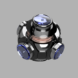3D printing model Blade 2 UV Grenade, 3DNublet
