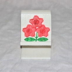 Download free STL files Japan rugby phone stand, M3DPrint