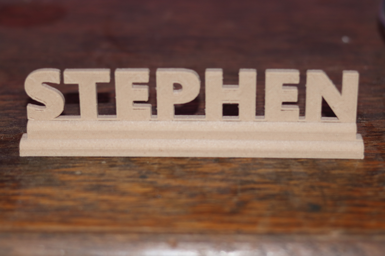 IMG_0280.JPG Download free STL file Stephen • 3D printing design, M3DPrint