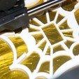 3d printer designs Web light switch cover, M3D-Print