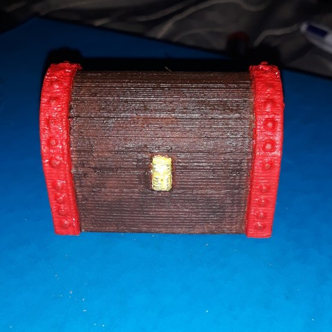 Download free 3D printing models Small Chest , M3DPrint