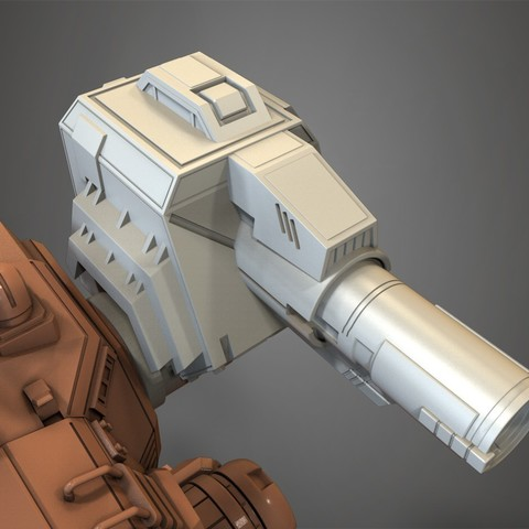 for tinghiverse 3.jpg Download free STL file Mechwarrior Catapult Assembly Model warfare set • 3D print template, Maverik