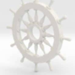 Free 3D print files Rudder, davidbt96