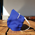 mask_breather_3_large.png Download STL file Fabric Mask Insert Comfort Upgrade - EASY BREATHING - Alternative Version • Object to 3D print, aarthur