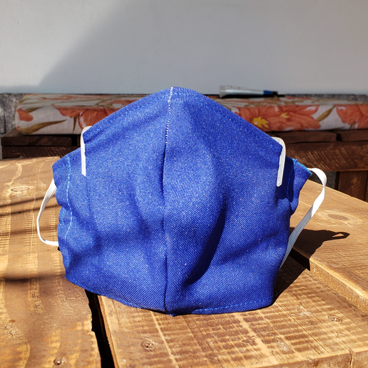 mask_breather_7_large.png Download STL file Fabric Mask Insert Comfort Upgrade - EASY BREATHING - Alternative Version • Object to 3D print, aarthur