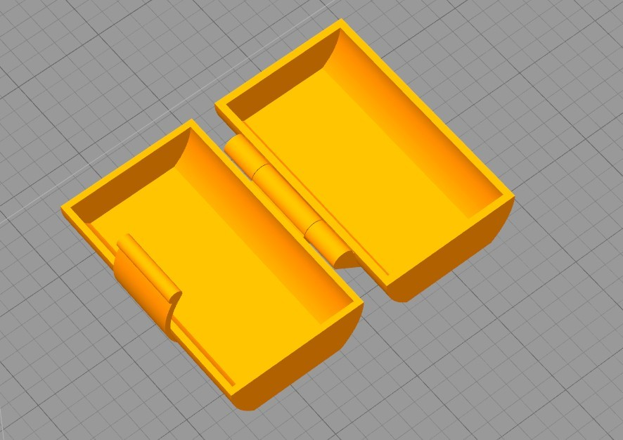 2018-08-04_222852.jpg Download free STL file Nozzle Box • 3D printer template, Oliver0512