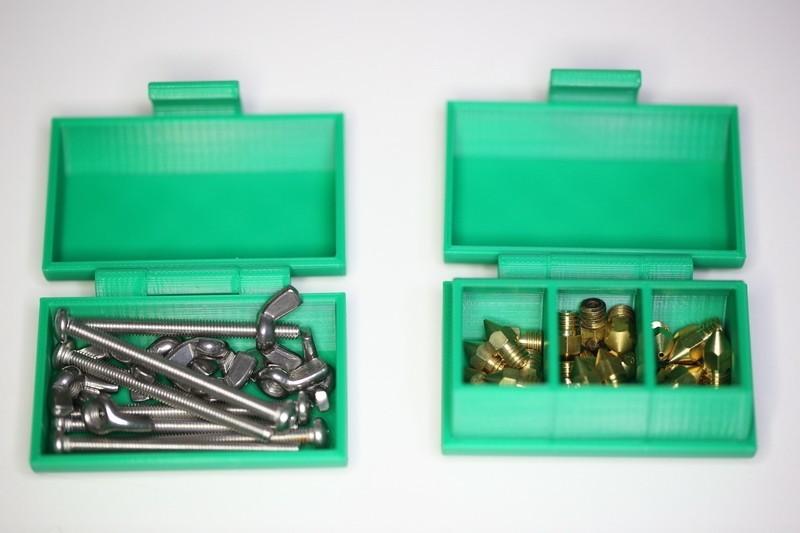 IMG_9375r.JPG Download free STL file Nozzle Box • 3D printer template, Oliver0512