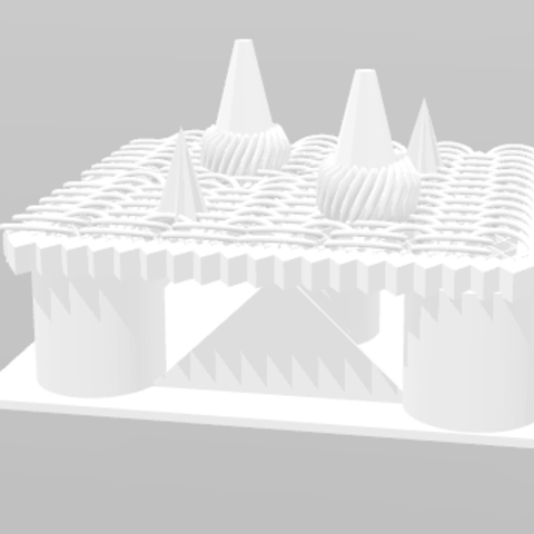 Free 3D print files filter/strainer/juicer, talne