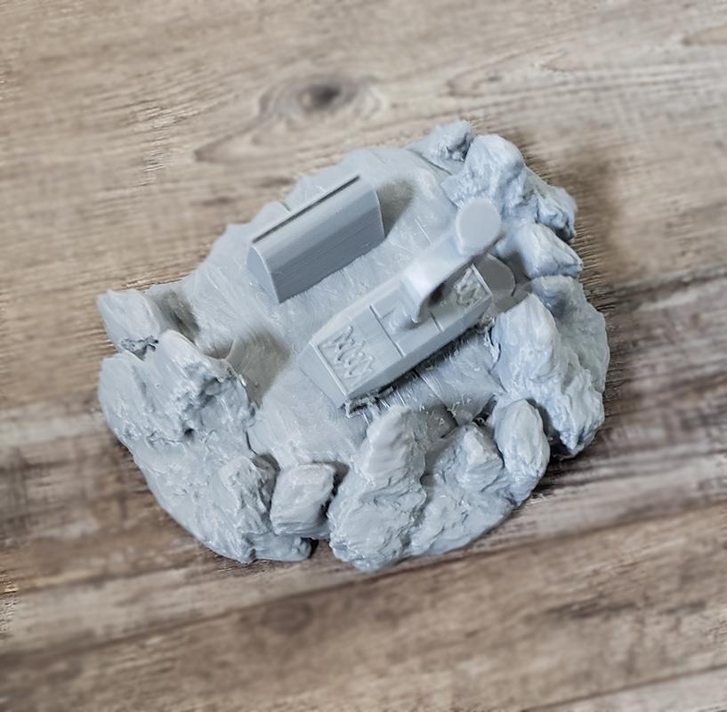 newthor4.jpg Télécharger fichier STL Support de téléphone à marteau de Thor • Modèle pour impression 3D, ED2014