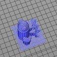 Télécharger fichier imprimante 3D gratuit Billy la balle, ED2014