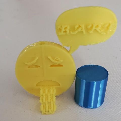 Télécharger modèle 3D gratuit Smiley-Barf, ED2014