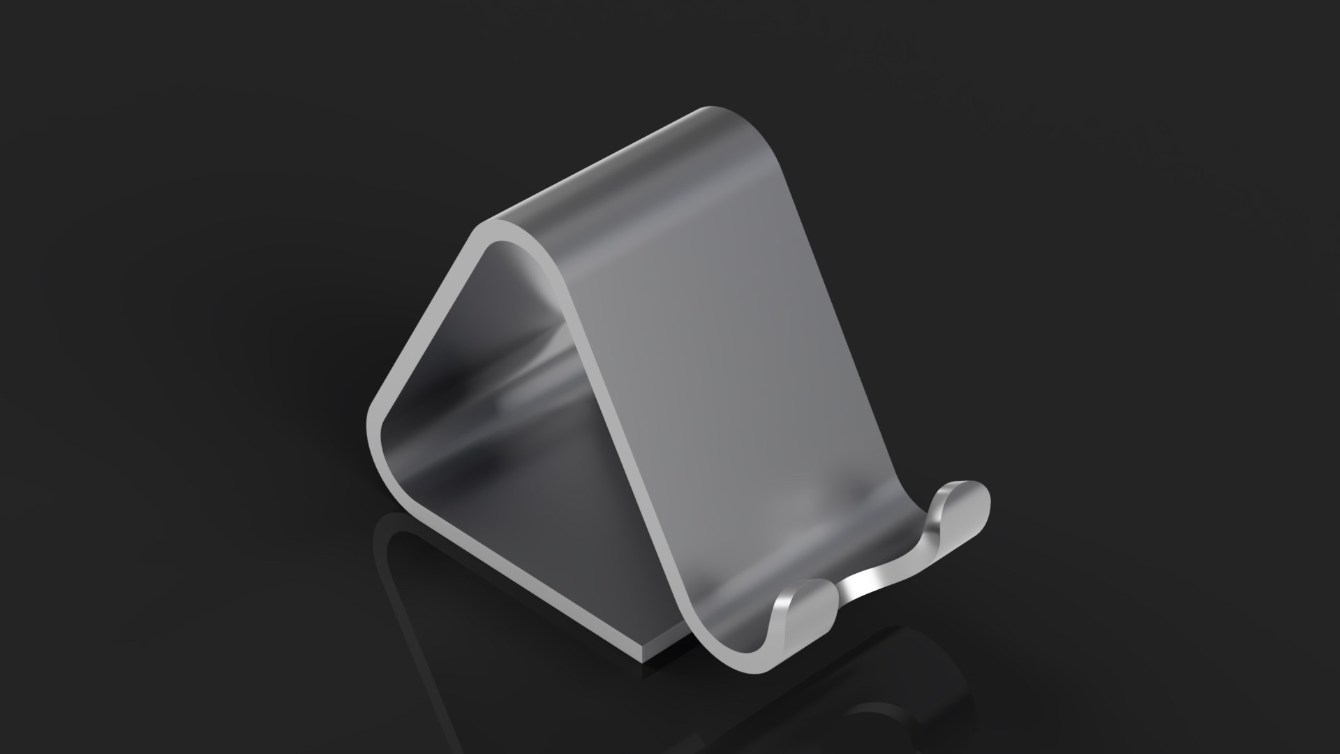 phone_holder_3.jpg Télécharger fichier STL gratuit Support de téléphone • Plan pour impression 3D, Arostro