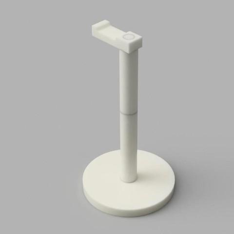 Télécharger fichier impression 3D gratuit Support de casque d'écoute, Arostro