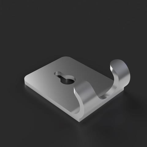 Free 3D printer files Razor Holder, Arostro
