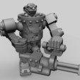 19287ef5472aac7da48cca58cf83d701_display_large.jpg Download free STL file Goblin bot • 3D print model, duncanshadow