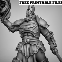 Download free 3D printing templates The Sorcerer, duncanshadow